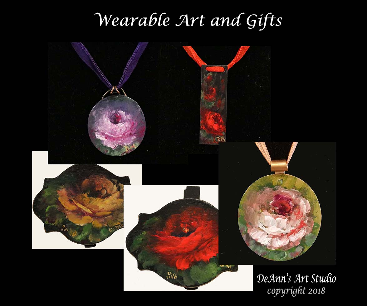 Wearable Art and Gifts Website
