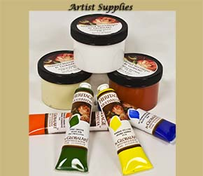 DeAnn's Art Studio Artist Supplies