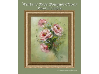 P2007 Winter's Rose Bouquet Download
